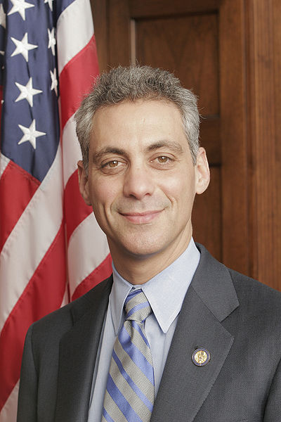 Rahm Emanuel SC Chicago mayor targets citys vending machine snacks