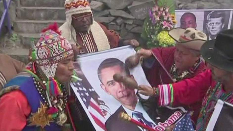 peru obama Peruvian Shamans Say Ignore Polls, Obama will Win