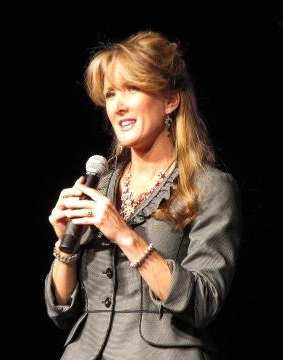 rebecca kiessling speaking in alaska oct 2012 Pro life hero rebukes pseudo pro lifer Ann Coulter!