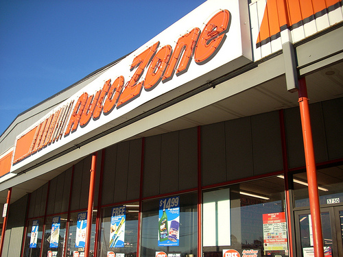 AutoZone SC Employee fired for heroic act