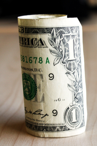 Dollar Bill SC Congress to look at eliminating the one dollar bill