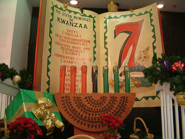 Kwanzaa soulchristmas2 The Phony Holiday Kwanzaa