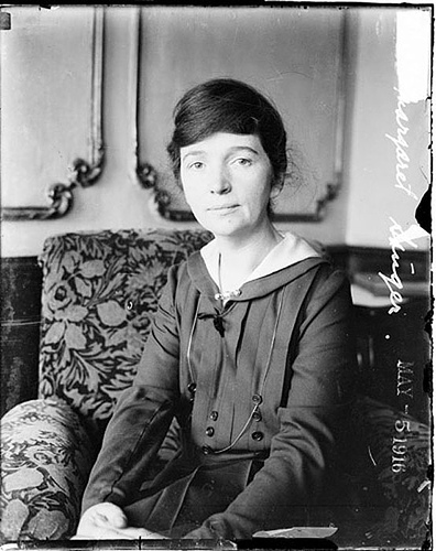 Margaret Sanger SC Are you a Sangerite or a Sorosian?