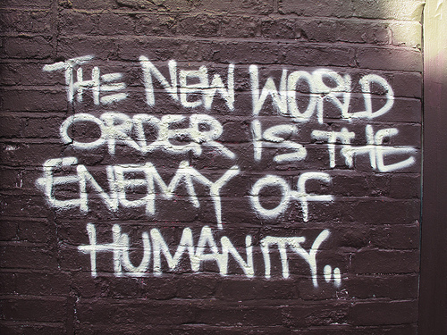 New World Order SC The Big Picture is a New World Order