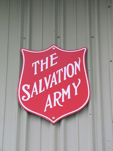 Salvation Army SC Following The Election, Liberal Groups Attack The Salvation Army