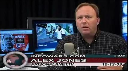 Photo credit: The Alex Jones Show (Creative Commons)