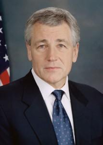 Chuck Hagel SC