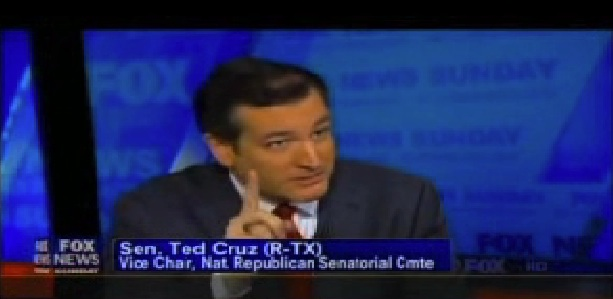 Cruz on Debt ceiling