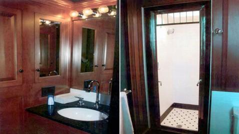 Interior Secretary Bathroom