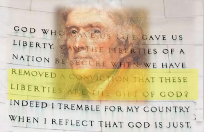 Jefferson Christian Christianity — the Soul of America