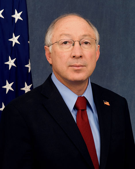 Ken Salazar SC Another Obama Lackey Resigning