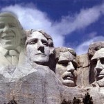 Mount Rushmore, Obama