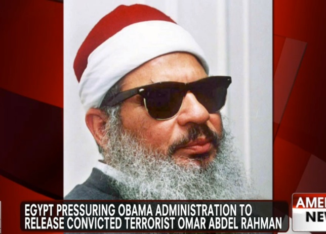 Muslim Brotherhood pressuring White House to release Blind Sheikh A Benghazi Algeria connection to free the Blind Sheik?
