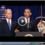 Obama with Biden
