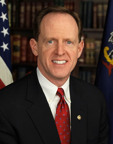 Pat Toomey Rallying the Right