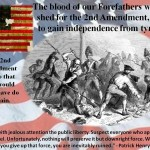 blood of our forefathers