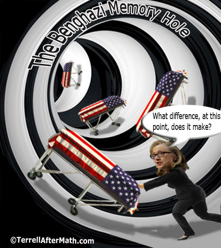 Benghazi Memory Hole Hillary SC Dear Benghazi Survivors...