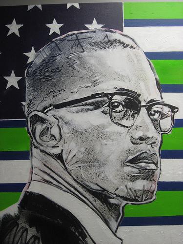 Malcolm X SC Christopher Dorner Isnt Malcolm X 2.0
