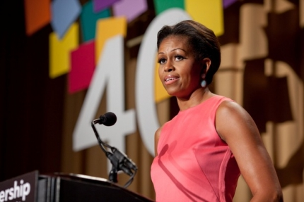 Michelle Obama SC Kentucky students to Michelle Obama: Your food 'tastes like vomit'