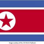 North Korea flag SC