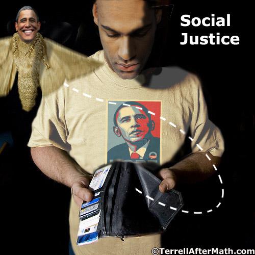 Obama Social Justice SC