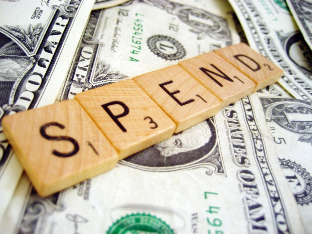 spending2 1024x768 Runaway Federal Spending Threatens Economic, Military Strength