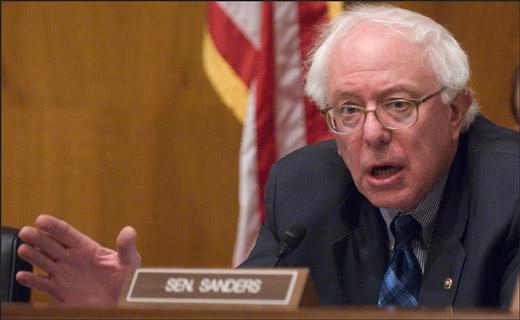 Sen Bernie Sanders SC