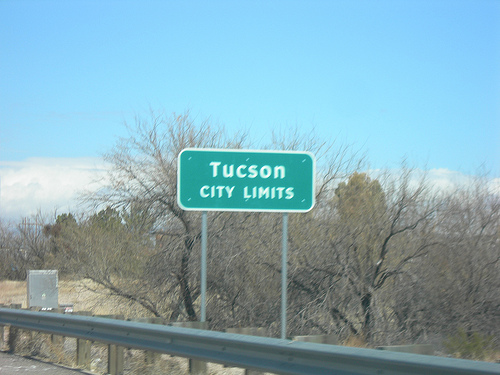 Tucson SC Limited Martial Law...in Tucson, AZ!