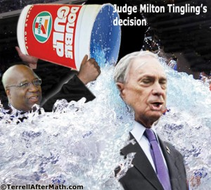Bloomberg Splashed Big Gulp SC