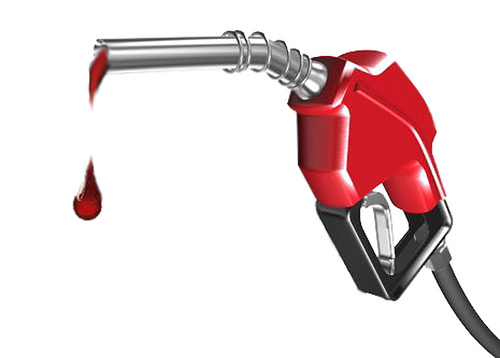 Gasoline Pump SC Blame Big Corn for High Gas Prices