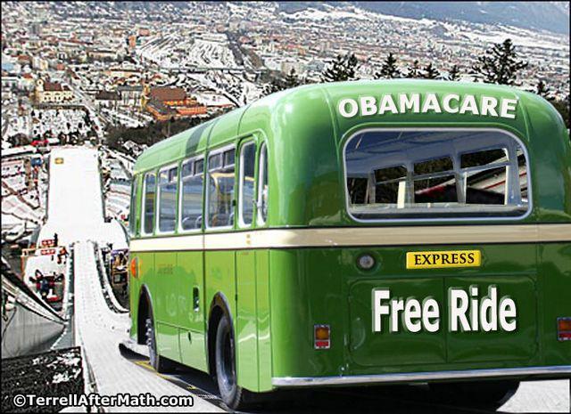 Obamacare Free Ride SC