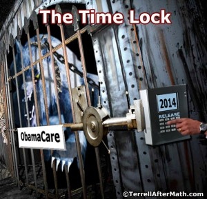 Obamacare Time Lock 2014 SC