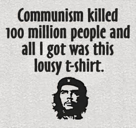 che guevara communism killed tshirt Americans Need A History Lesson On Communism...