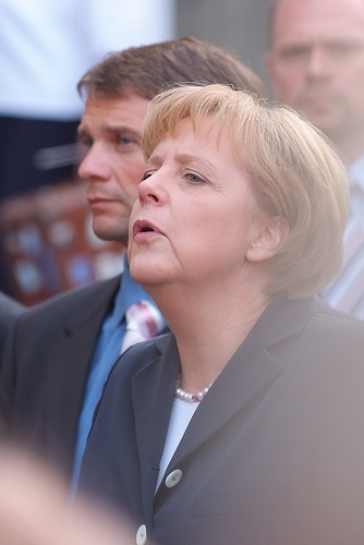 Angela Merkel SC Open Letter to German Chancellor Angela Merkel