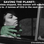 Saving The Planet Carbon Strangler SC