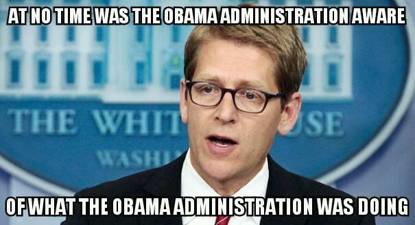 Carney Obama Administration Ignorant SC