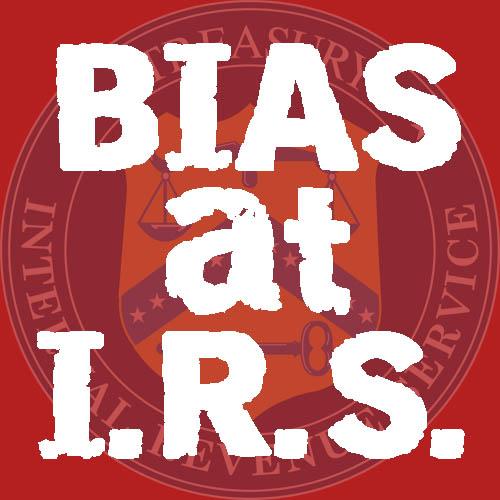 Bias at IRS SC