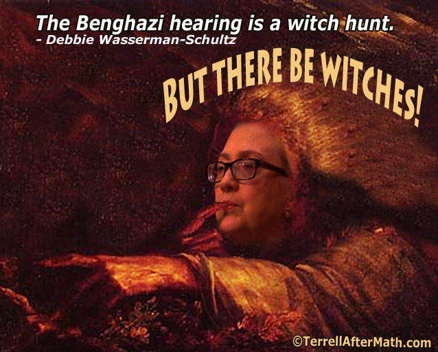 Hillary Witch Hunt SC