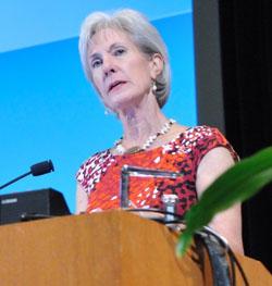 Kathleen Sebelius SC Sebelius blames GOP for coming ObamaCare rollout debacle