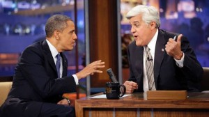 Leno Obama 300x168 Jay Leno: Dont Close Guantanamo Bay   Close the IRS