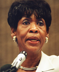 Maxine Waters 2 SC Obama Campaign Database Has Information About Everything on Every Individual'