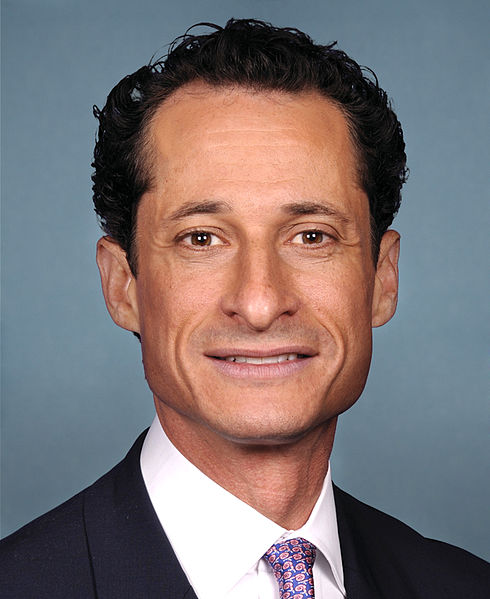 490px Anthony Weiner official portrait 112th Congress Weiner Caught With His Pants Down...Again