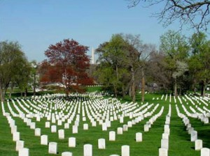 Arlington Cemetary 300x224 13 Americans Dead... The Suspect? President Obama