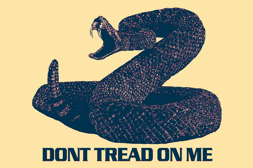 Don't Tread on Me SC