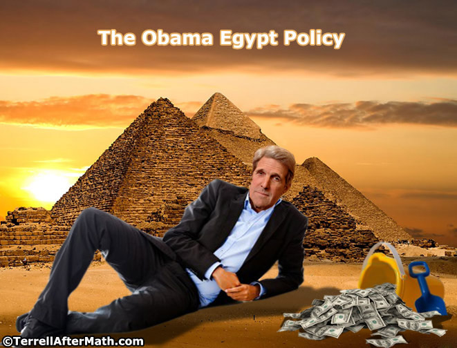 Obama Egypt Policy John Kerry SC You Have The Right To Remain Stupid