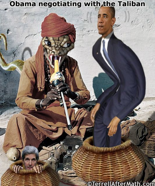 Obama Negotiate With Taliban Kerry SC
