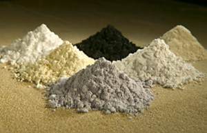 Rare Earth Minerals 300x193 China is One Breath From Disarming the Entire U.S. Military