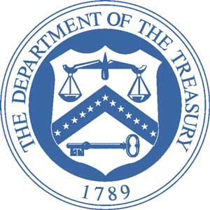 Treasury Seal SC 70 Straight Days: Treasury Says Debt Stuck at Exactly $16,699,396,000,000.00