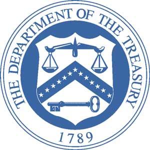Treasury Seal SC