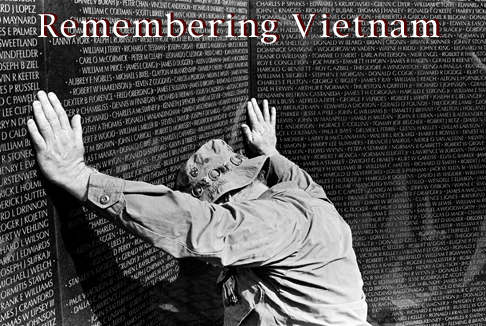 Vietnam Wall SC Why is Obama Praising Ho Chi Minh?
